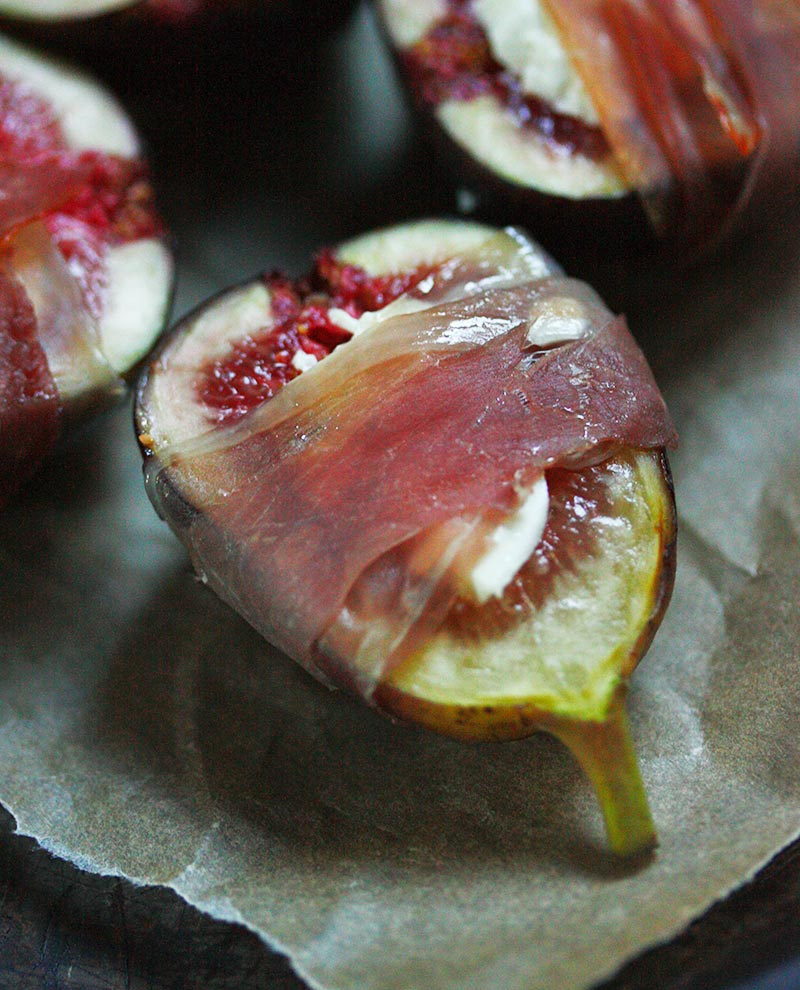 Figs Prosciutto from SoupAddict.com