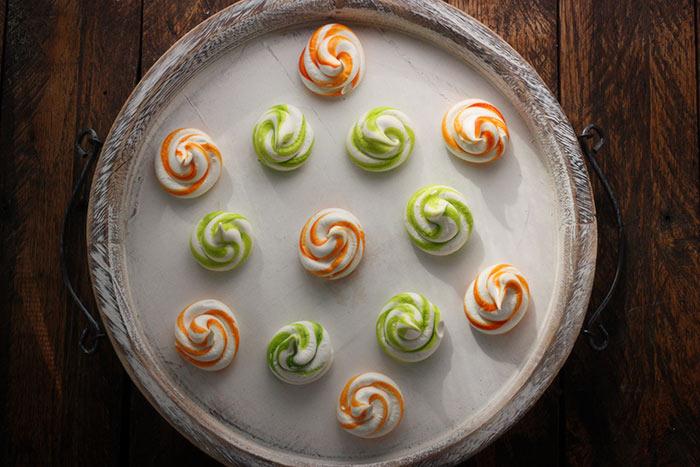 Meringue Swirls Recipes — Dishmaps