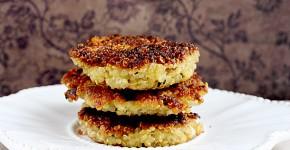Spicy Quinoa Patties | SoupAddict.com