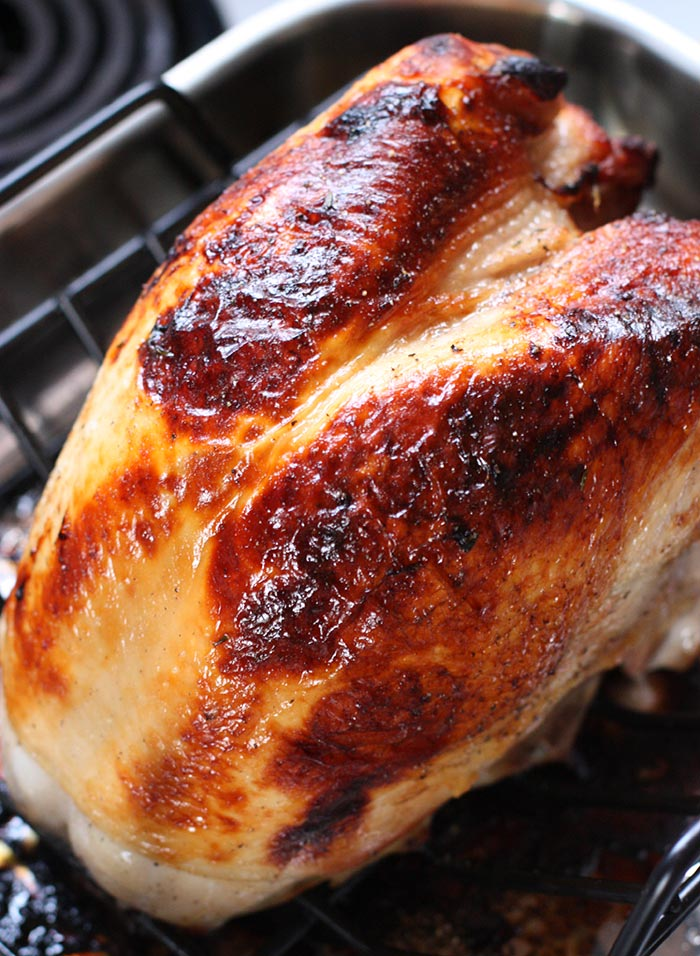 ... turkey breast roasted turkey breast recipe brined roast turkey breast